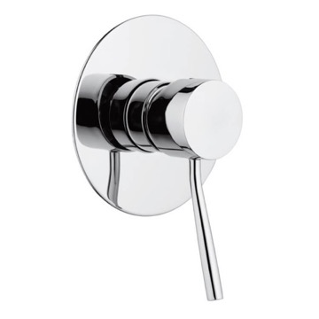 Deluxe Flange Built-In Shower Mixer