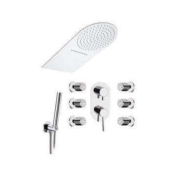 Shower Faucet, Remer N94S02UFMCA