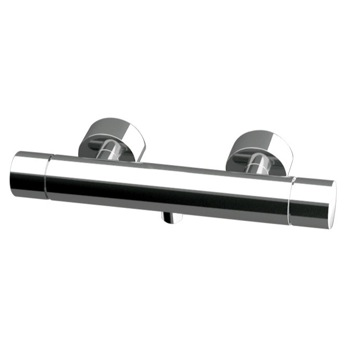 Brass Thermostatic Shower Mixer with Lower Connection