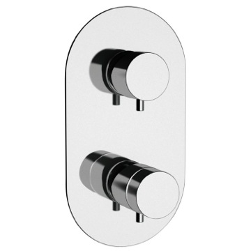 Thermostatic Two Way Shower Diverter