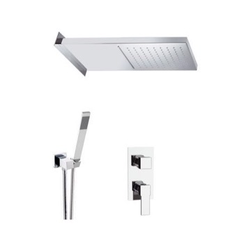 Shower Faucet, Remer Q937S02SSCA