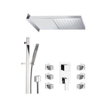 Shower Faucet, Remer Q94S01SSCA