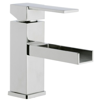 1 Lever Basin Mixer with Waterfall Spout