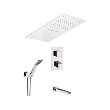 Tub and Shower Faucet, Remer QTC94S03UFCA