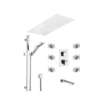 Tub and Shower Faucet, Remer QTC95S04UFCA