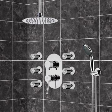 Shower Faucet, Remer R12