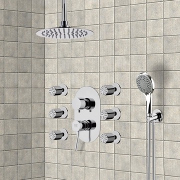 Shower Faucet, Remer R13