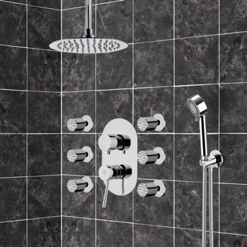 Shower Faucet, Remer R14