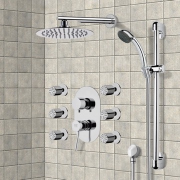Shower Faucet, Remer R6