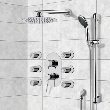 Shower Faucet, Remer R7