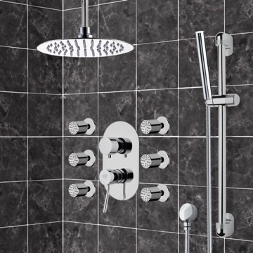 Shower Faucet, Remer R5
