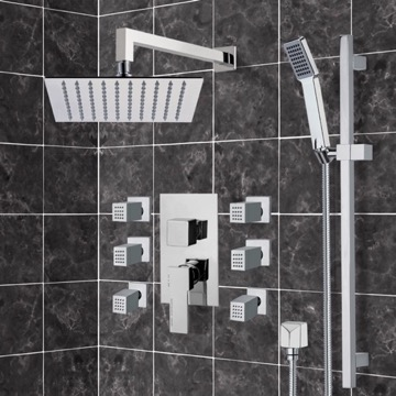 Shower Faucet, Remer S7