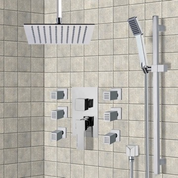 Shower Faucet, Remer S8