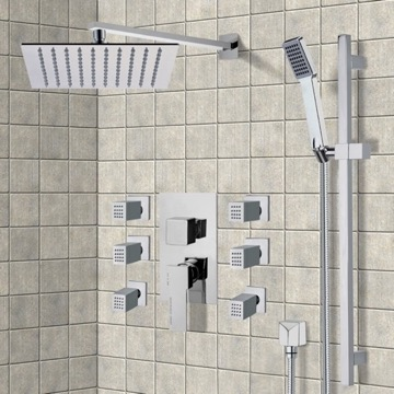 Shower Faucet, Remer S9