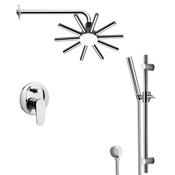 Shower System with 10