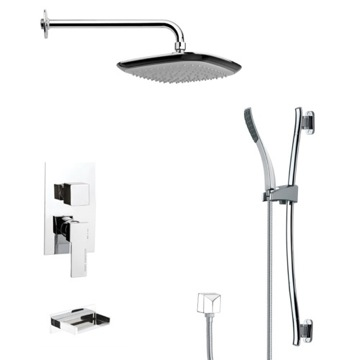 Tub and Shower Faucet, Remer TSR9115