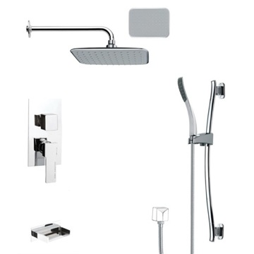 Tub and Shower Faucet, Remer TSR9136