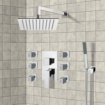 Shower Faucet, Remer S13