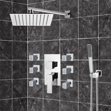 Shower Faucet, Remer S15