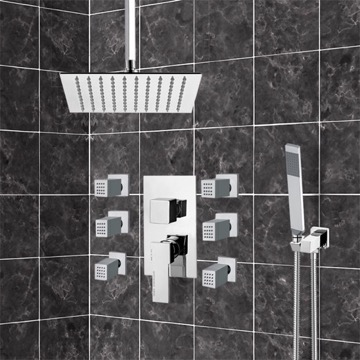 Shower Faucet, Remer S17