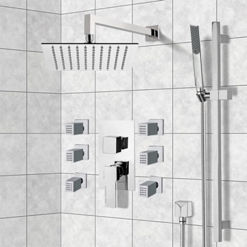 Shower Faucet, Remer S1