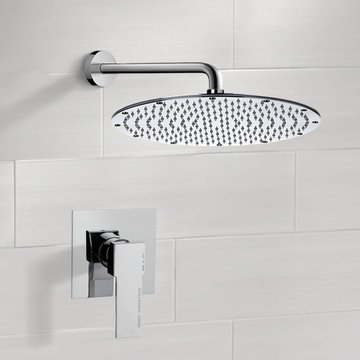 Shower Faucet Set with 14