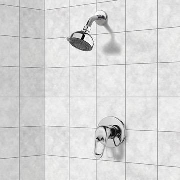 Shower Faucet, Remer SS1206