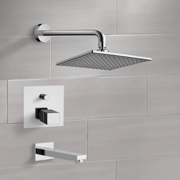 Tub and Shower Faucet, Remer TSF08