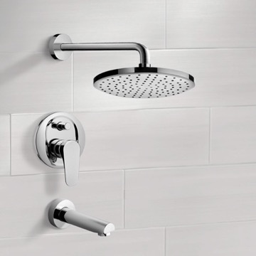 Tub and Shower Faucet, Remer TSF2001
