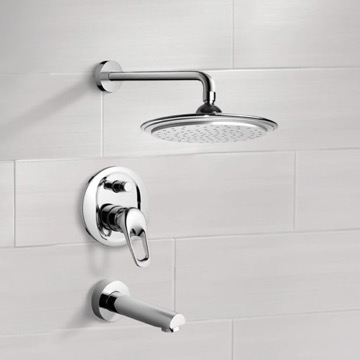 Tub and Shower Faucet, Remer TSF2006