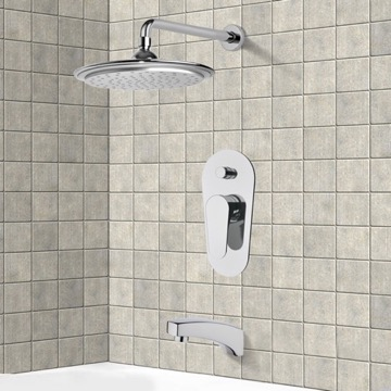 Tub and Shower Faucet, Remer TSF2009