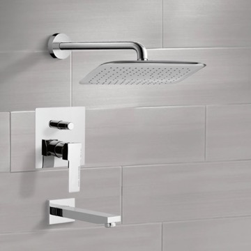 Tub and Shower Faucet, Remer TSF2012