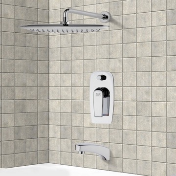 Tub and Shower Faucet, Remer TSF2013