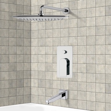 Tub and Shower Faucet, Remer TSF2014