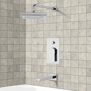 Tub and Shower Faucet, Remer TSF2015