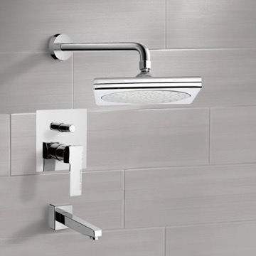 Tub and Shower Faucet, Remer TSF2017