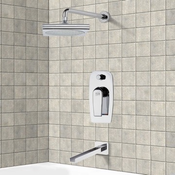 Tub and Shower Faucet, Remer TSF2018
