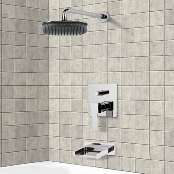 Tub and Shower Faucet, Remer TSF2022