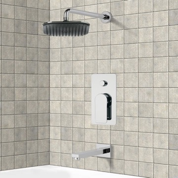 Tub and Shower Faucet, Remer TSF2023