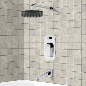 Tub and Shower Faucet, Remer TSF2024