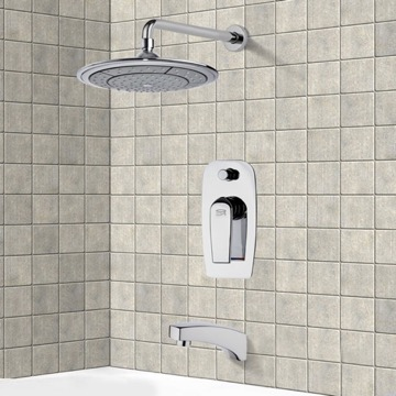 Tub and Shower Faucet, Remer TSF2025