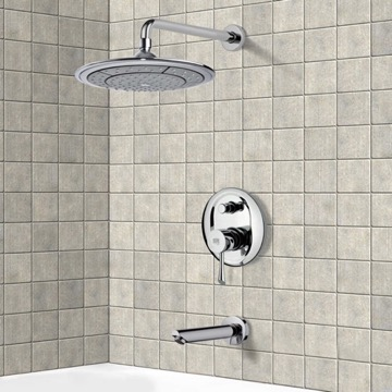 Tub and Shower Faucet, Remer TSF2026
