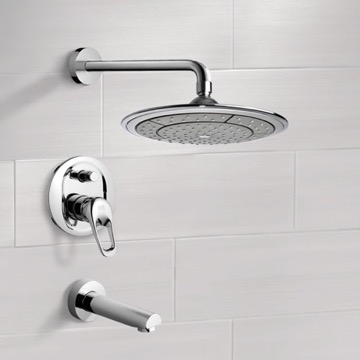 Tub and Shower Faucet, Remer TSF2027