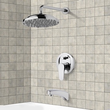 Tub and Shower Faucet, Remer TSF2029