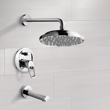 Tub and Shower Faucet, Remer TSF2031