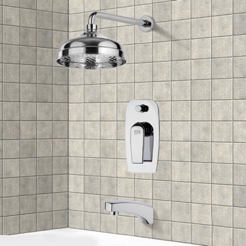 Tub and Shower Faucet, Remer TSF2039