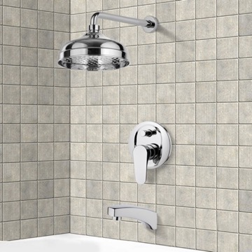 Tub and Shower Faucet, Remer TSF2042