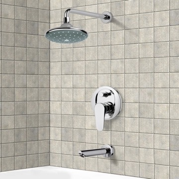 Tub and Shower Faucet, Remer TSF2043