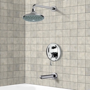 Tub and Shower Faucet, Remer TSF2046