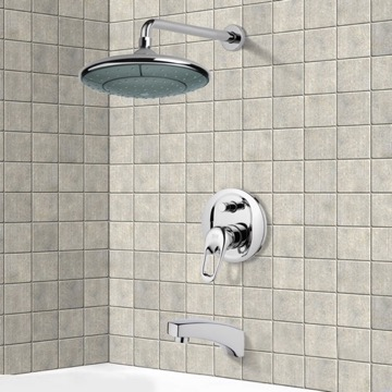 Tub and Shower Faucet, Remer TSF2048